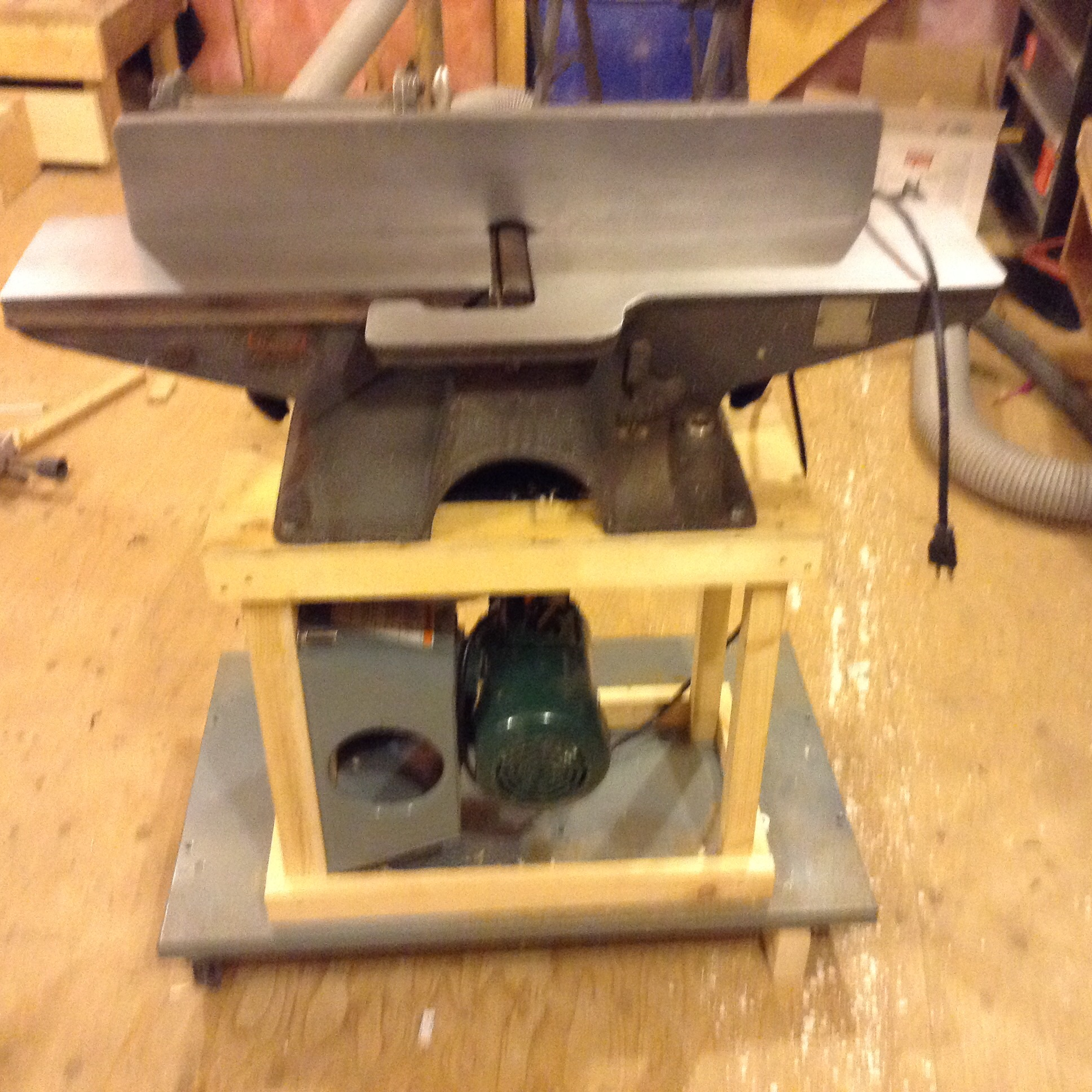 My beaver jointer - Router Forums