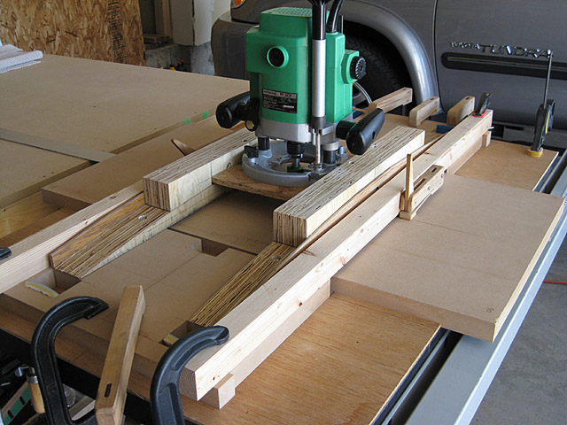 Jig For Curving Mdf Router Forums