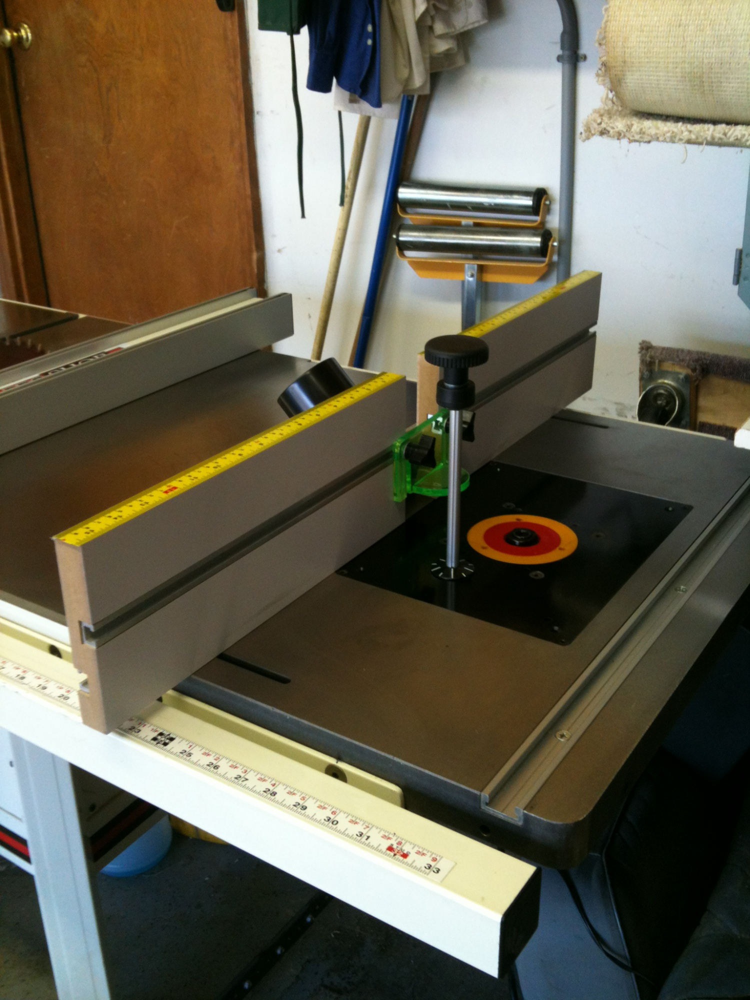 Table Saw Extension Router Table Router Forums