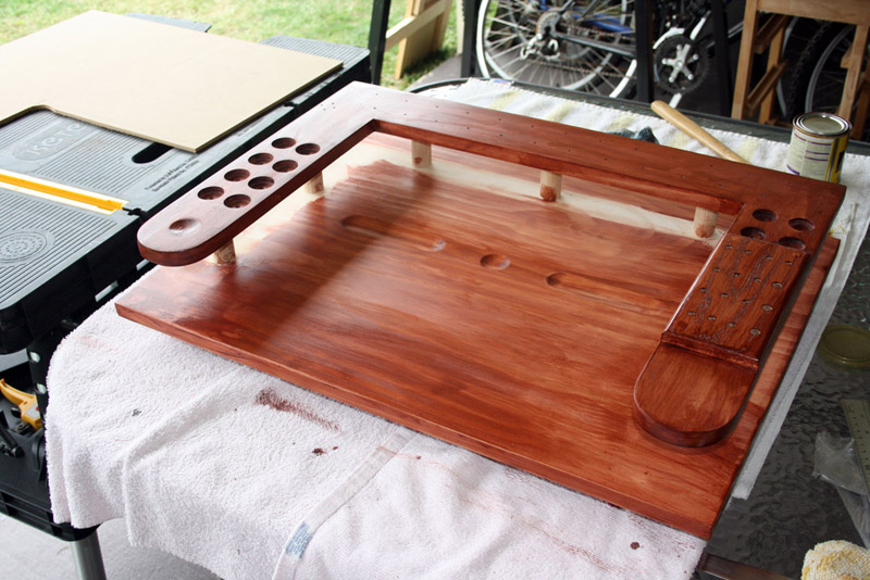 Ideas To Finish A Fly Tying Bench Issue Page 3 Router Forums