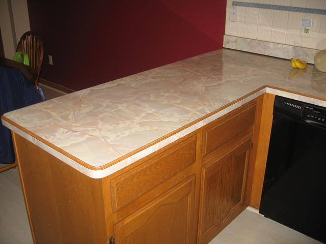 Laminate Counter With Oak Edge Router Forums