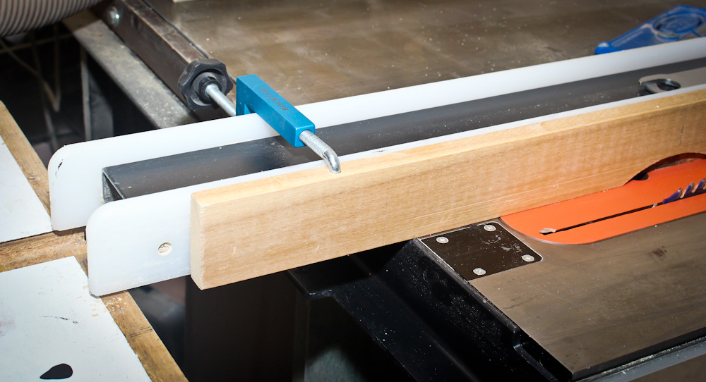 Table Saw Auxillary Fence W Featherboard Router Forums