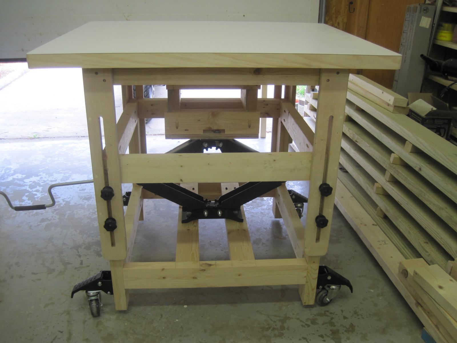 Multi-function Shop Cart - Router Forums