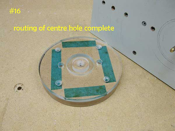 Ryobi R163 Guide Bushing Adapter Plate Page 2 Router