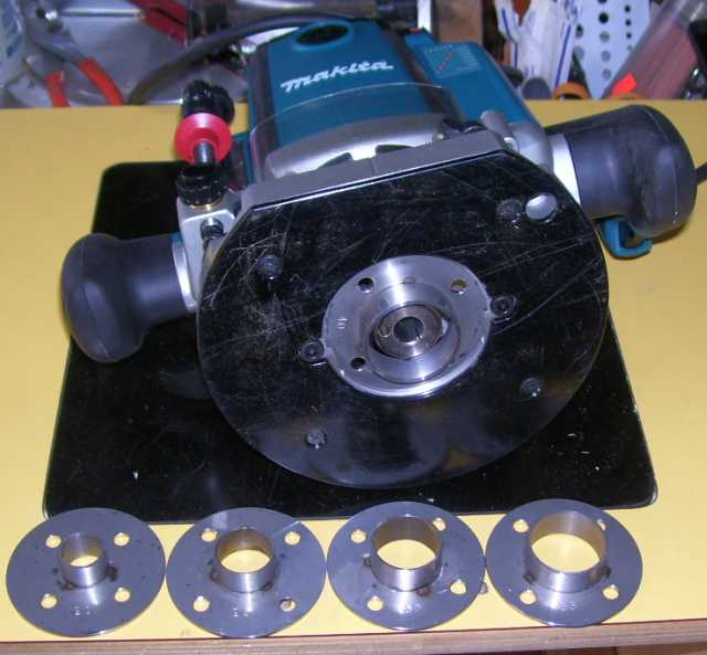 how to use router template guide bushings - metric pc guide bushes available from axminster in uk