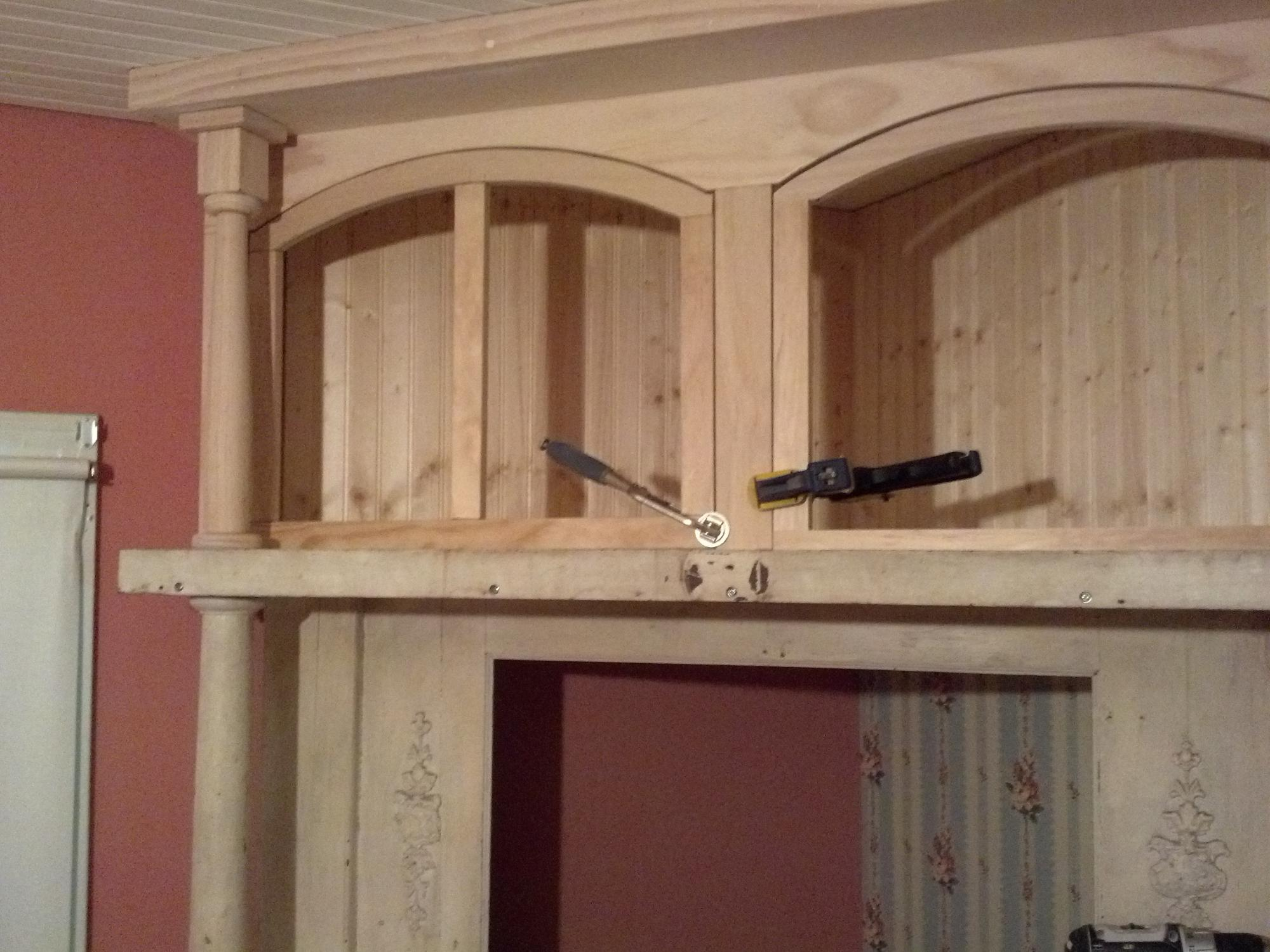 Routing Arch Top Cabinet Doors - Router Forums