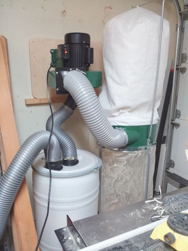 Dust Collector Clogging Up Page 3 Router Forums