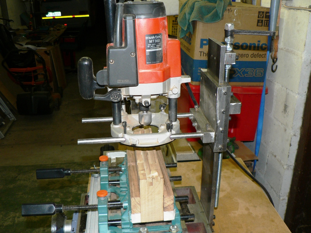 overhead router  milling machine