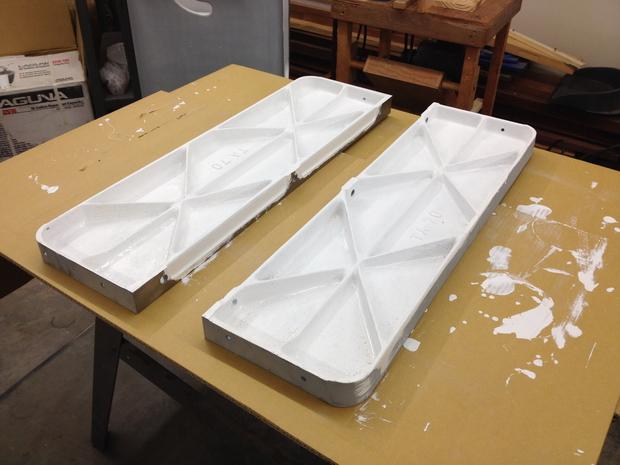 Restoration - Powermatic 66 Table Saw-painted-white-under-wings.jpg