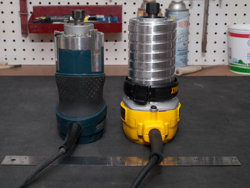 Question about new dewalt dw 611 router router forums question about new dewalt dw 611 router pc014950g greentooth Gallery