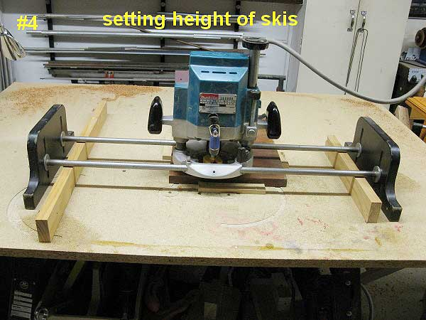 Flattening Panel W Router Jig Router Forums