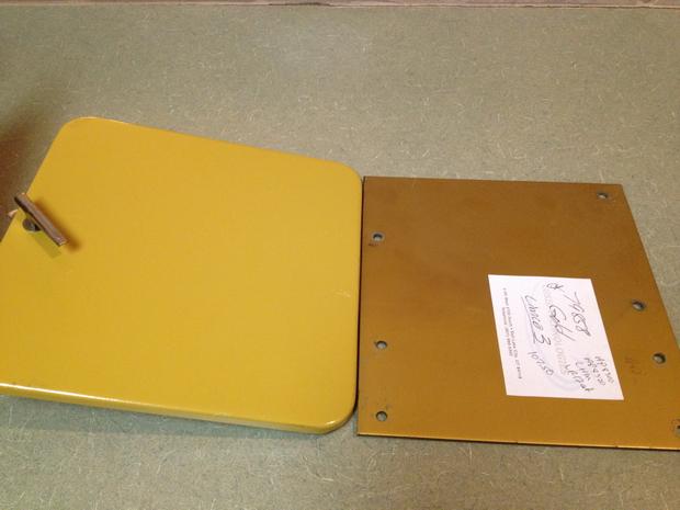 Restoration - Powermatic 66 Table Saw-powermatic-gold-mustard-yellow.jpg