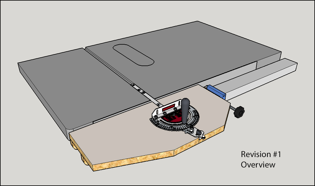 Table Saw Infeed Table Extension Page 2 Router Forums