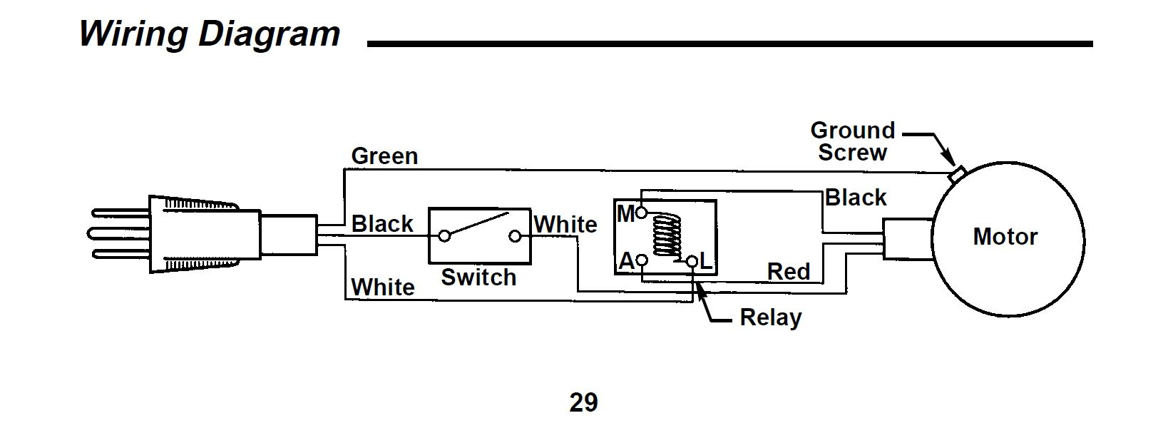 belt sander switch wiring diagram   33 wiring diagram