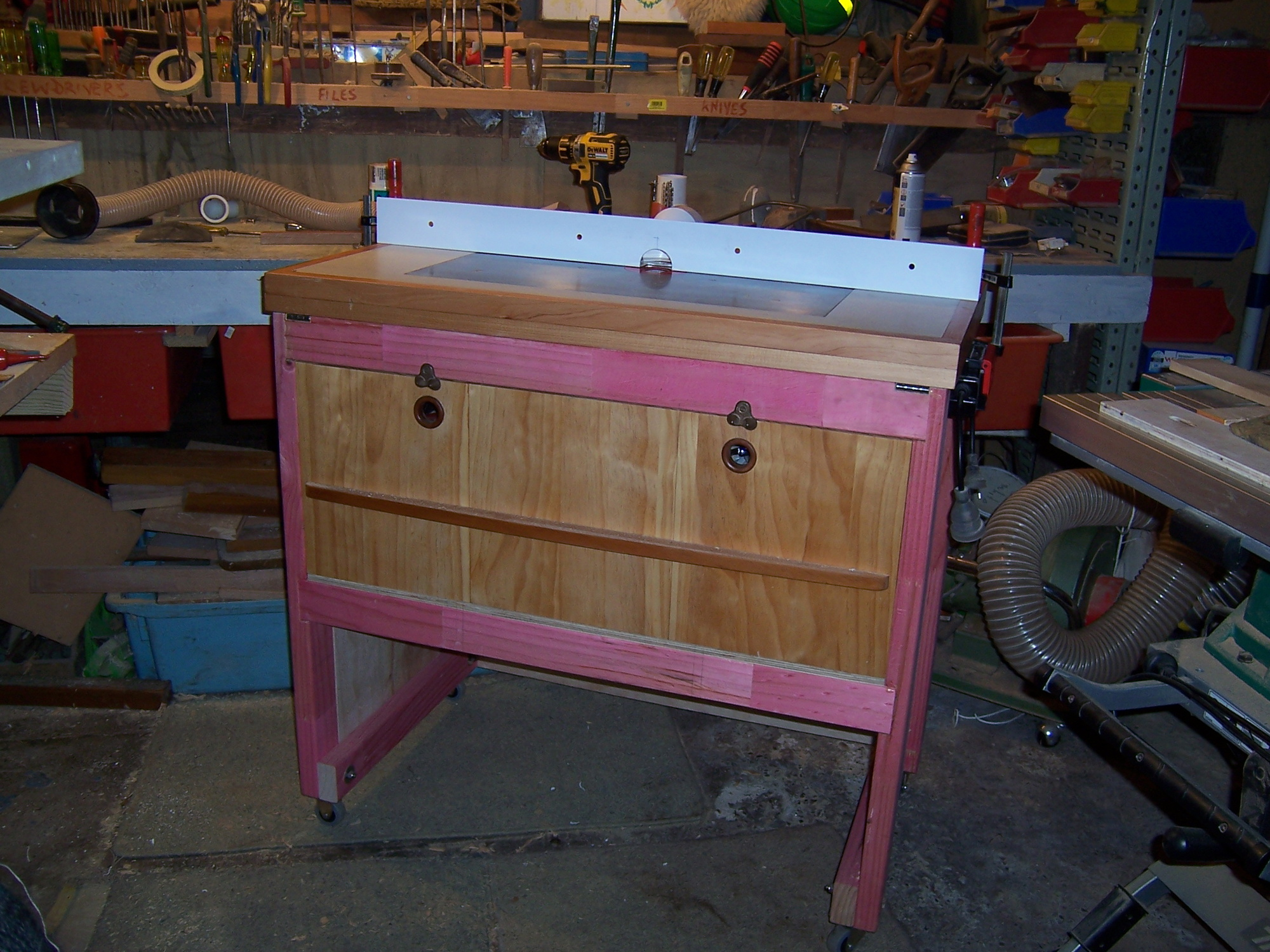 Expensive table tops page 3 router forums click image for larger version name router table with front in placeg views greentooth Images