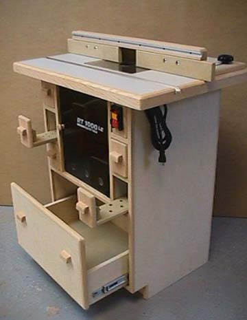 router table bosch pof ace