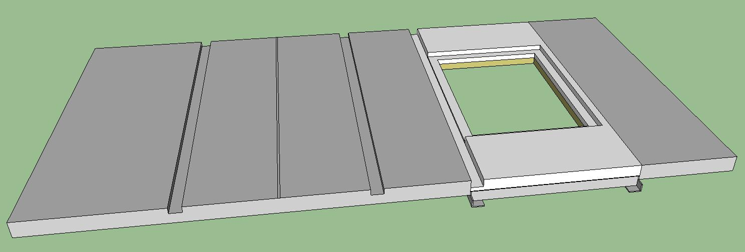 Router Insert For A Ridgid R4510 Table Saw Router Forums