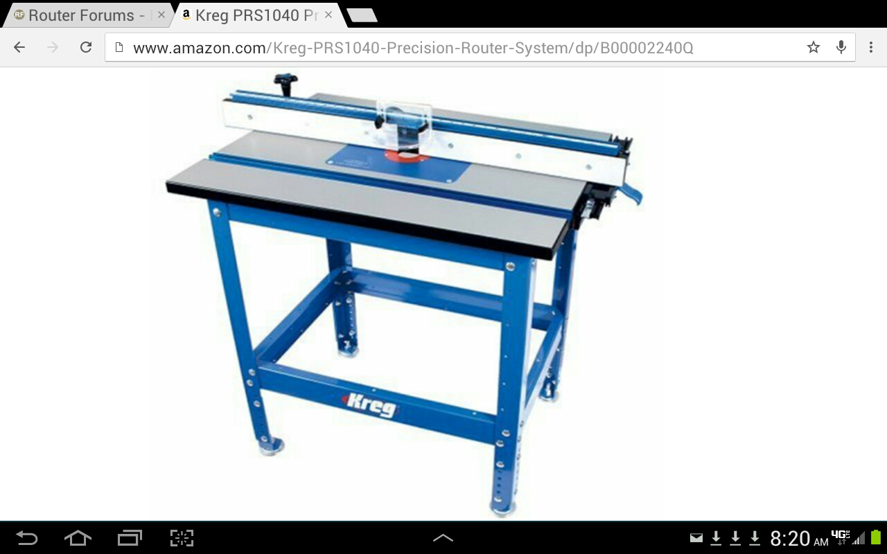 Kreg precision router table system router forums click image for larger version name screenshot2015 07 26 08 20 greentooth Images