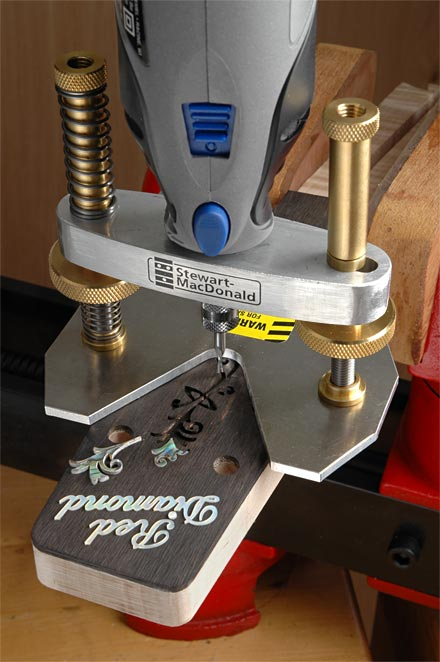 Dremel Tool Precision Router Base - Router Forums