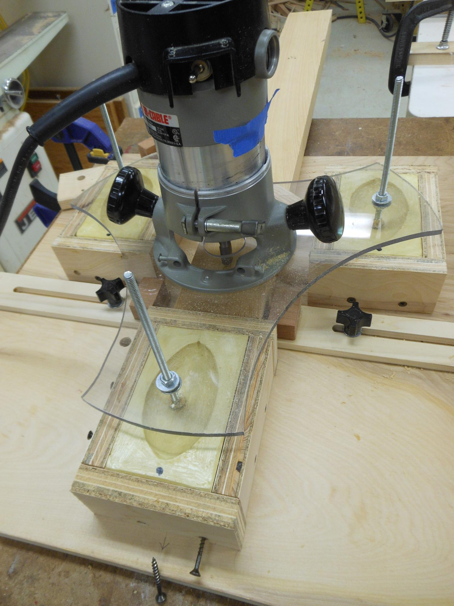 Spoon carving jig for routers page router forums