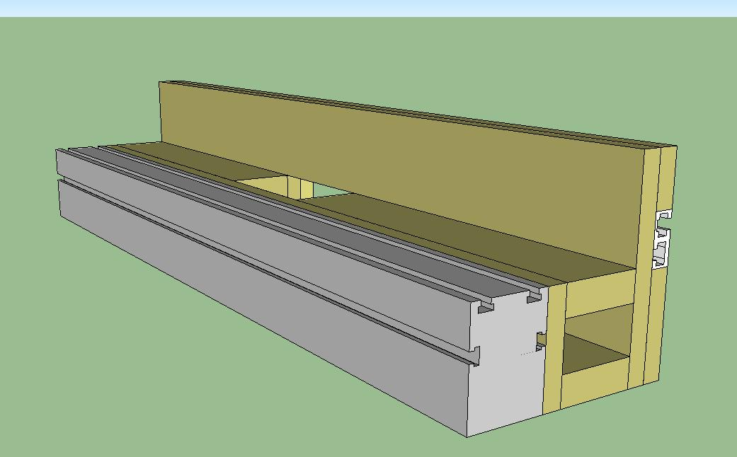 Router insert for a ridgid r4510 table saw router forums click image for larger version name table saw router fence backg views keyboard keysfo Images