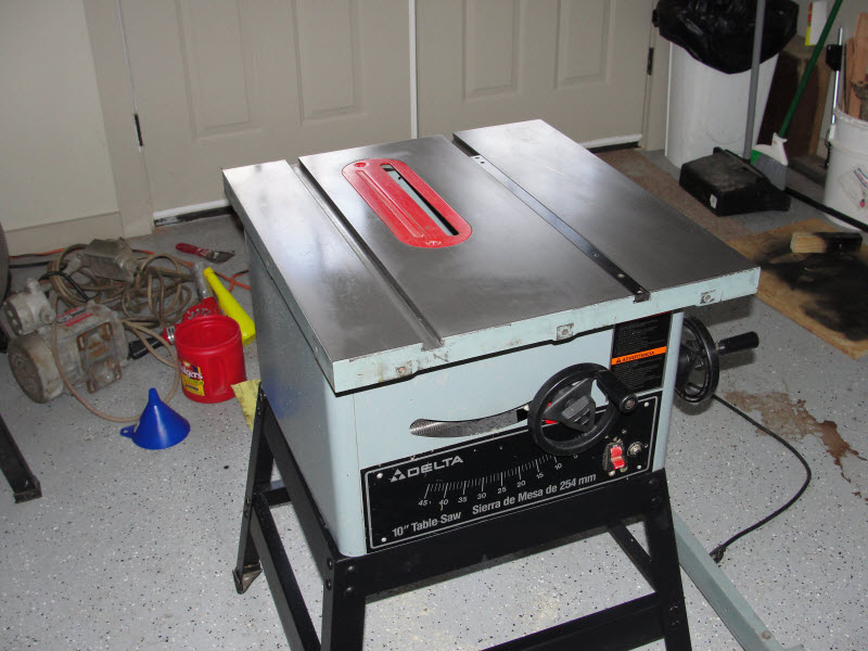 Table Saw Restoration Router Forums