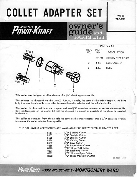 I'm looking for an odd collet assembly-tpc-2613collet.jpg