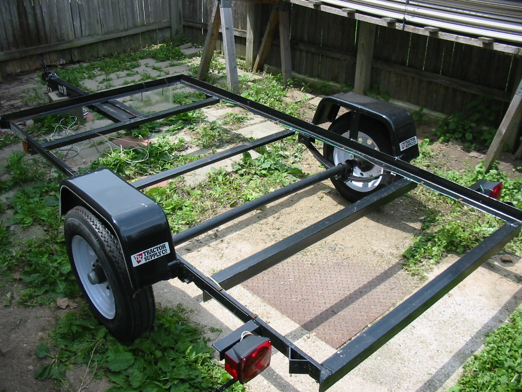 New Project A Teardrop Camper Router Forums
