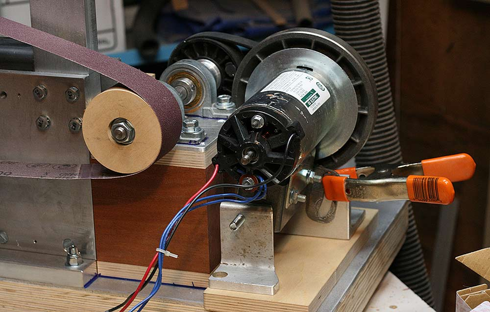 Anyone Ever Use A Treadmill Motor To Router Forums