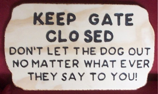 A few free hand routed sign-wooden-routed-sign-keep-gate-closed-.jpg