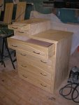 Completed chest of drawers.JPG